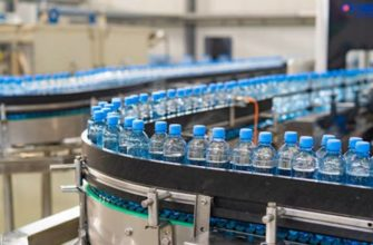 Технология производства питьевой воды